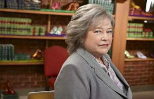 Harriet 'Harry' Korn from 'Harry's Law'aka Kathy Bates