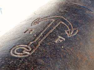 Cannon markings