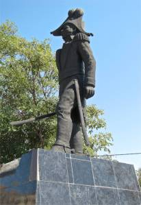 Dessalines in town square